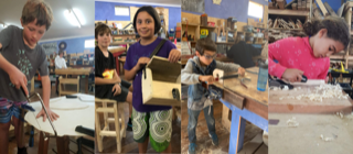 woodworking projects for kids Canberra